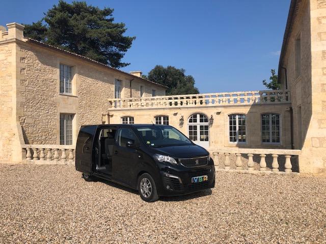 VTC Bordeaux Agency chauffeur privé xine tour