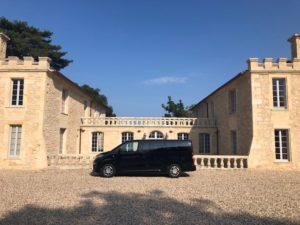 réserver un chauffeur privé VTC sur Bordeaux