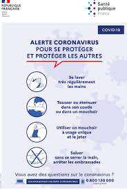 gestes barrières pour lutter contre le coronavirus